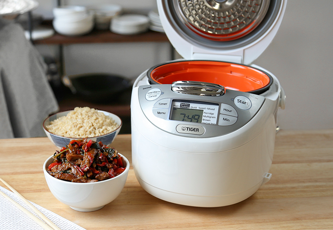 TIGER CORPORATION U S A  | Rice Cookers, Small kitchen
