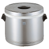 JFM Stainless Steel Stackable Non-Electric Rice Warmer