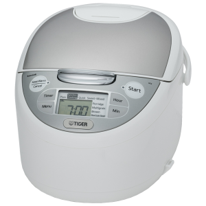 JAX-S Series Micom Rice Cooker With Tacook Cooking Plate