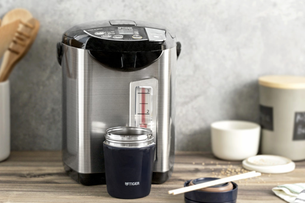 Stainless Black Tiger PDU-A30U-K Electric Water Boiler and Warmer 3.0-Liter