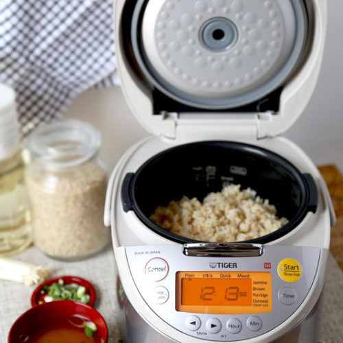 JKT-B Rice Cooker Lifestyle