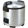 JNO-A 20-cup Stainless Steel Commercial Rice Cooker and Warmer