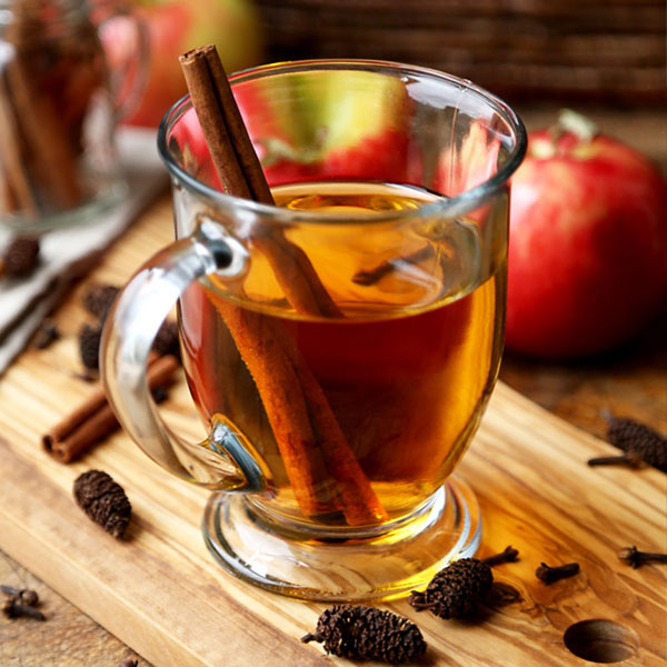 Hot Apple Cider With Cinnamon Recipe