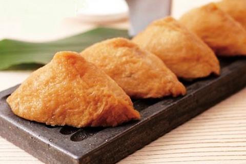 Inari Sushi Recipe - inarizushi japanese sushi