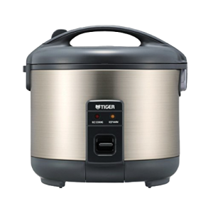 JNP-S Series Stainless Steel Conventional Rice Cooker