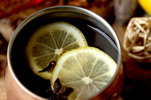 Winter Hot Toddy