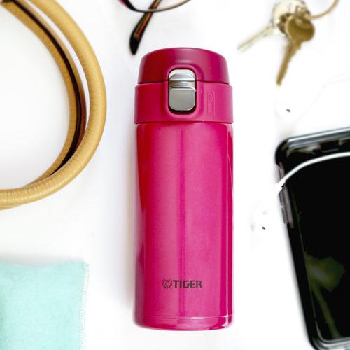 MMJ Pink Tumbler Bag