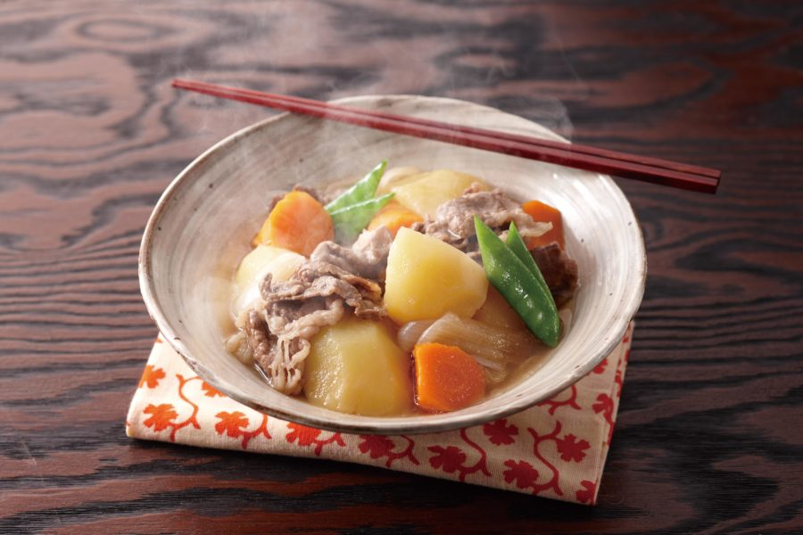 Nikujaga - Japanese Beef and Potatoes 肉じゃが