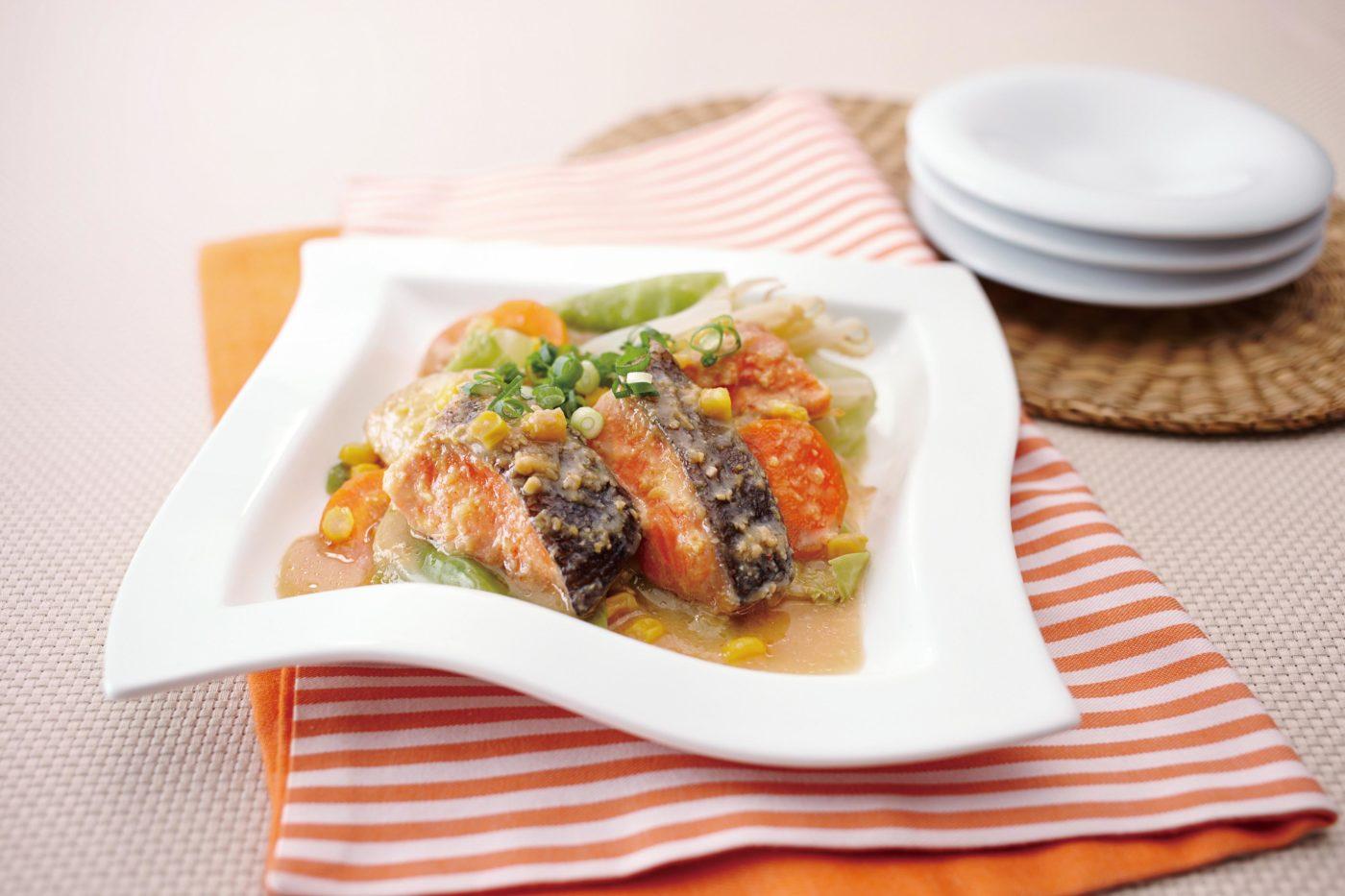 Salmon Chanchan-Yaki