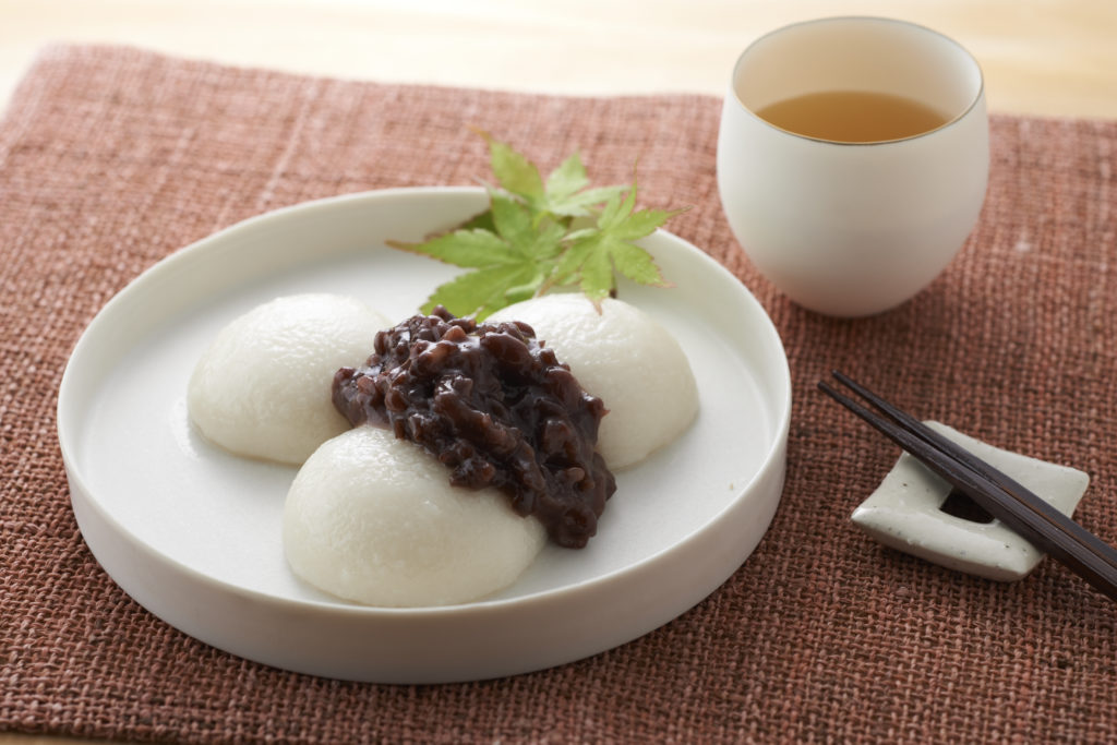Red bean mochi recipe