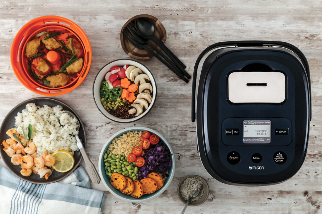 New Multi-functional Rice Cookers Released