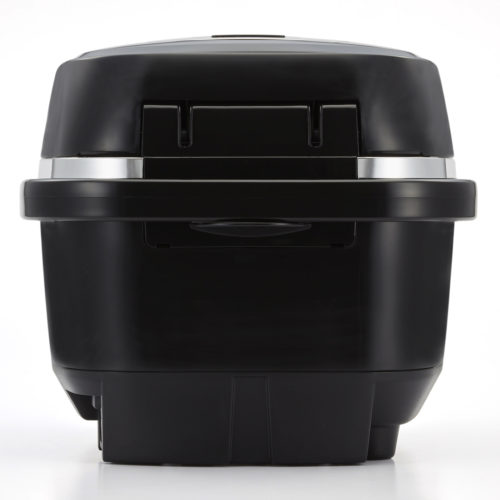 JBX-A Series Black Micom Rice Cooker back
