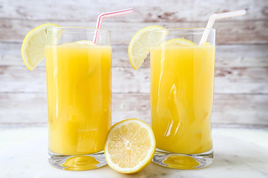 Non-Alcoholic Citrus Spritzer