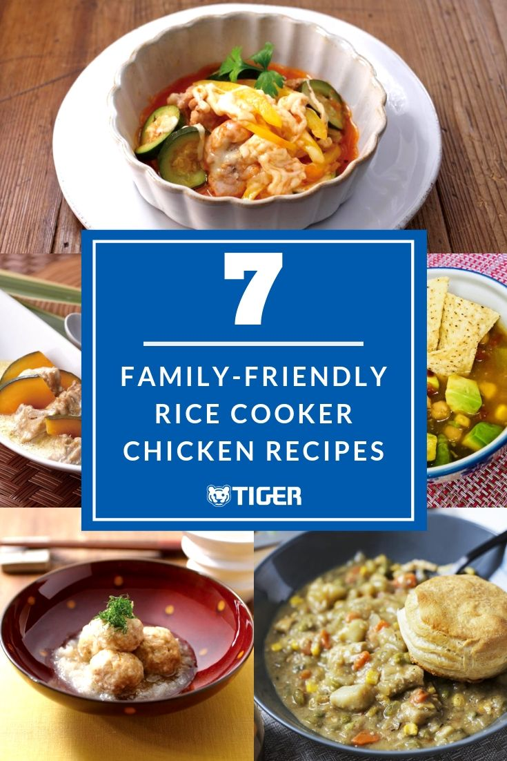 best family-friendly slow cooker chicken recipes