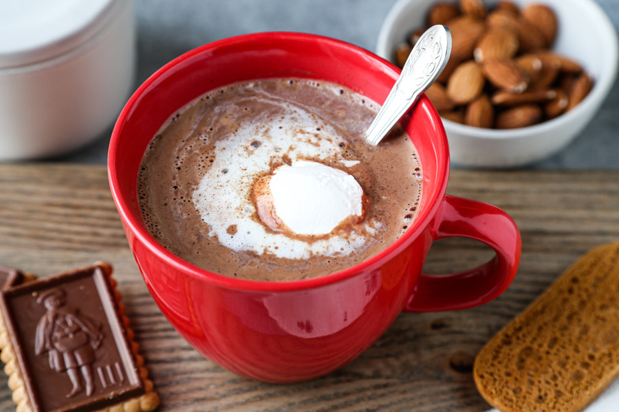 Fireside Hot Chocolate