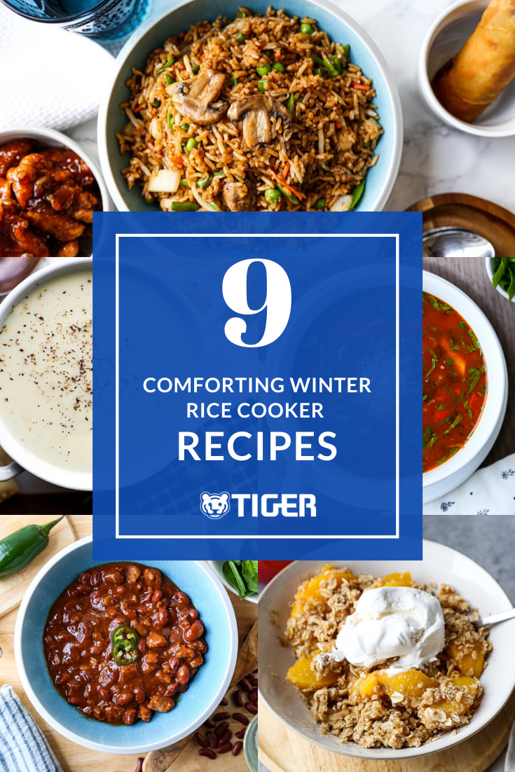 best winter rice cooker recipes
