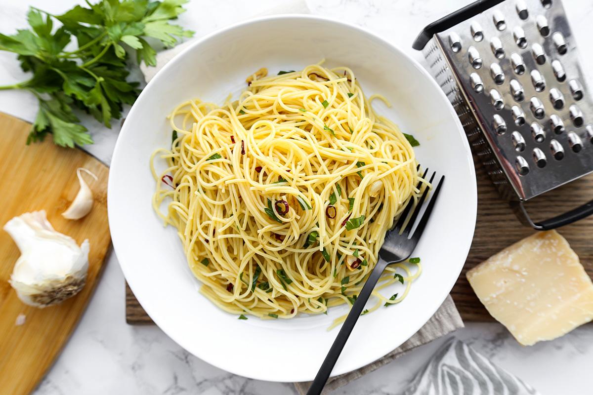 Peperoncino Spaghetti