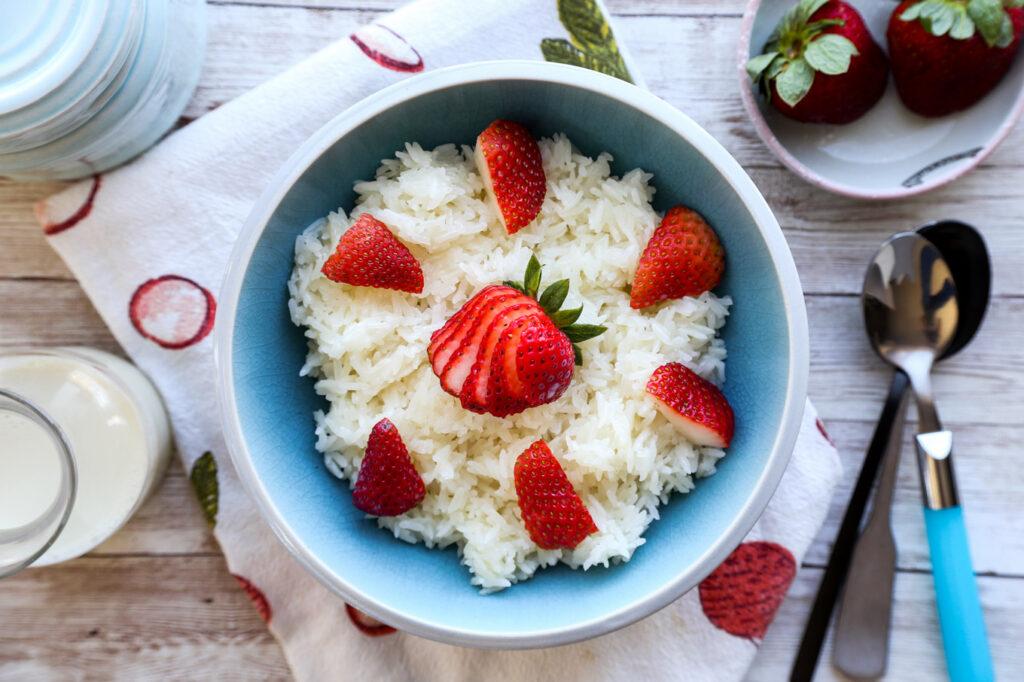 rice cooker sticky rice