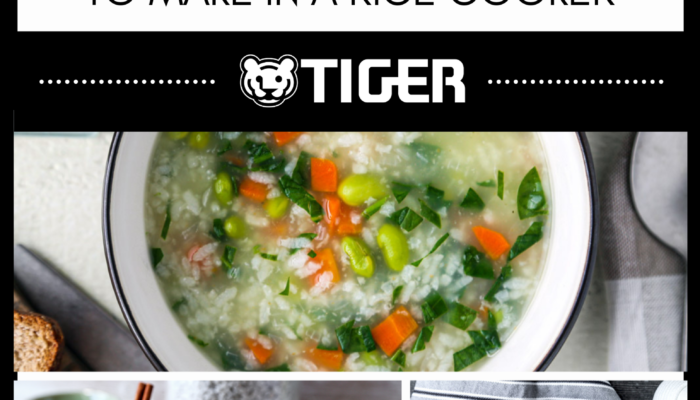 Best rice cooker recipes