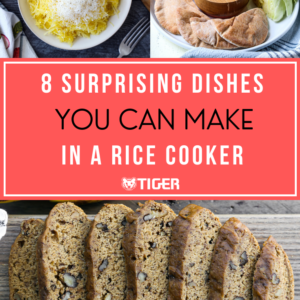 8 Surprising Meals You Can Make With A Rice Cooker